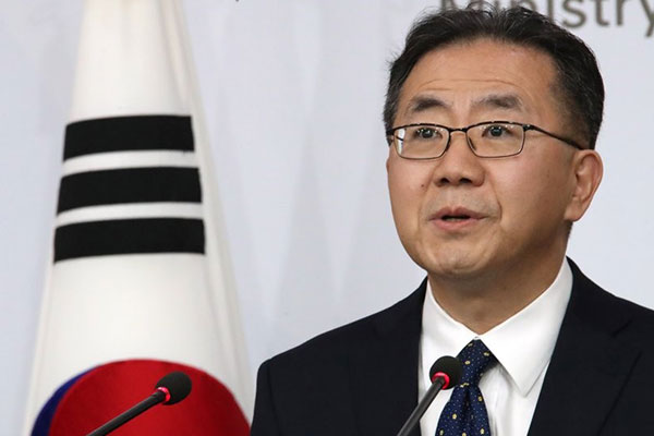 """일본 요청 '강제징용 중재위 구성' 18일이 시한…정부 """"신중 대응"""""""