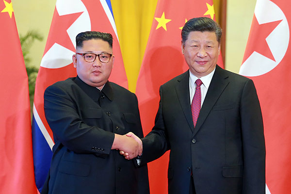 N. Korean, Chinese State Media Say Chinese President Xi to Visit Pyongyang This Week