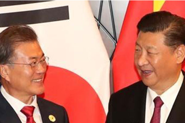 Moon to Hold Summits with Xi, Putin in Japan This Week
