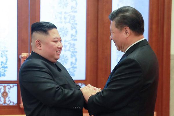 La prensa internacional cubre la próxima visita de Xi Jinping a Corea del Norte