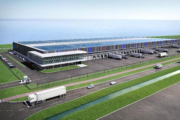 Lập trung tâm phân phối hàng hoá tại cảng Rotterdam của Hà Lan