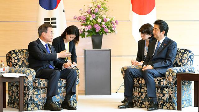 تقرير يستبعد عقد اجتماع بين كوريا واليابان على هامش قمة مجموعة العشرين