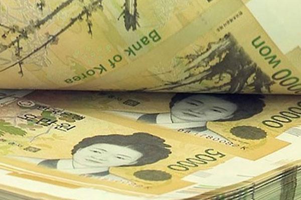 Südkoreas größter Geldschein hat Anteil von 85 Prozent an den umlaufenden Banknoten