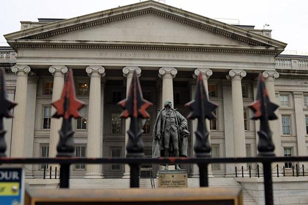 США ввели санкции против организации «Русское финансовое общество»