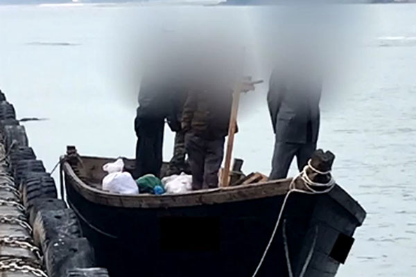 Defense Ministry to Probe Military Units on N. Korean Boat's Entry
