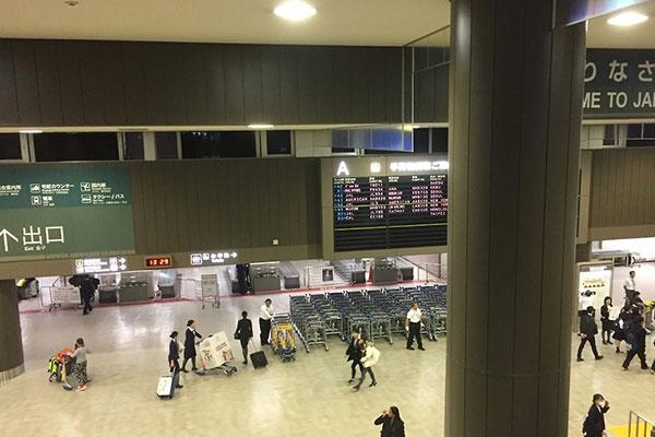 訪日韓国人観光客、3か月連続減少 円高・歴史問題が影響か