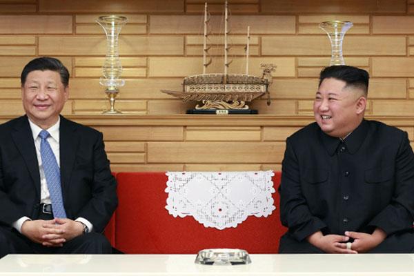 Си Цзиньпин указал на активную роль КНР в денуклеаризации Корейского полуострова