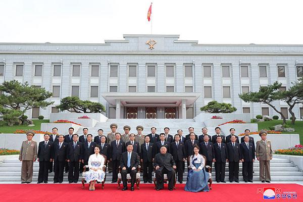 中国 中朝首脳会談を異例の速さで報道