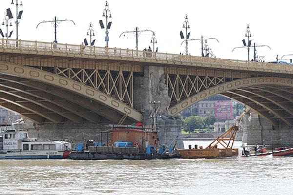 22 июня в реке Дунай найдено ещё одно тело