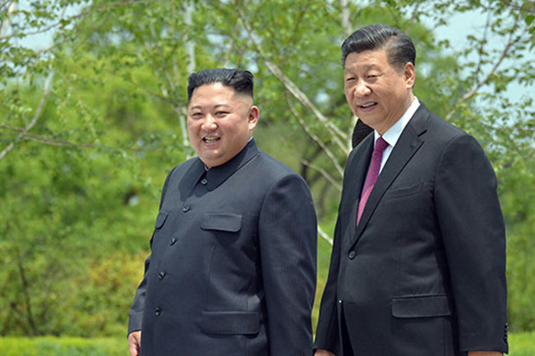 NIS: Kim-Xi Likely Discussed Economic, Military Cooperation