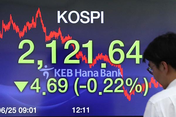Börse in Seoul schließt schwächer