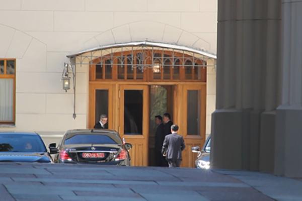 Vizeaußenministertreffen zwischen Nordkorea und Russland in Moskau