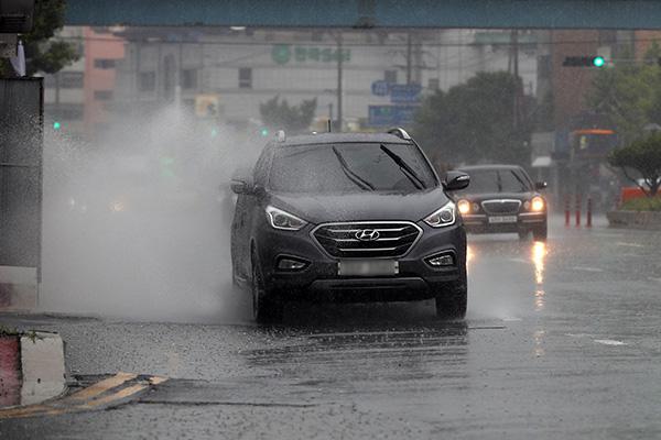 По всей стране пройдут сильные дожди