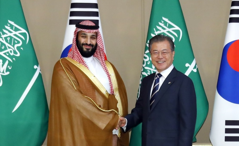 S. Korea, Saudi Arabia to Go Beyond Oil Partnership