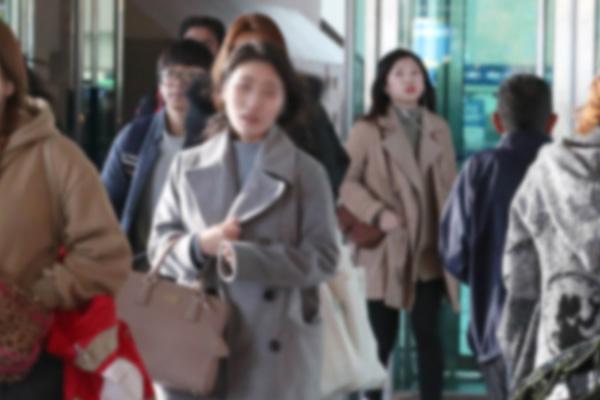 Южнокорейцы чаще выходят на открытый воздух