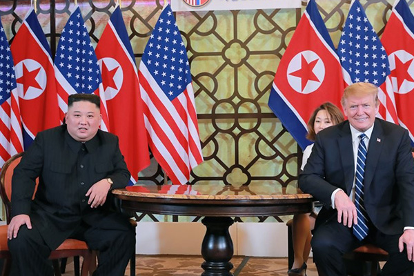 China Welcomes US-N. Korea Discussions over Possible 3rd Summit