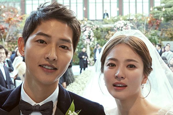 الممثل سونغ جونغ كي يرفع طلب طلاق من زوجته سونغ هيه كيو