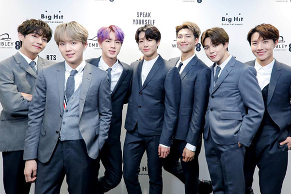 BTS Ties for 43rd on Forbes' 100 Highest Paid Entertainers List