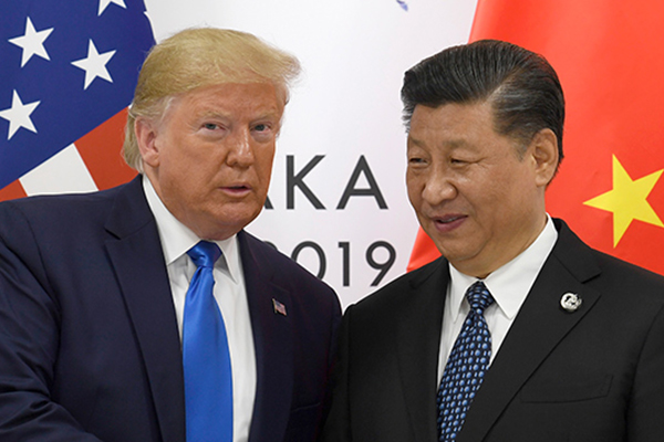 Председатель КНР призвал президента США своевременно смягчить антисеверокорейские санкции