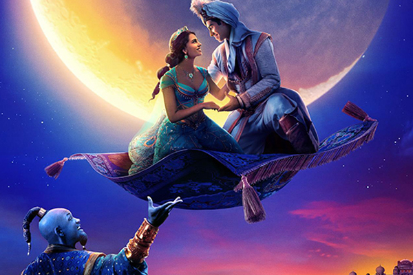 Disney's 'Aladdin' Reaches 10 Million Ticket Sales