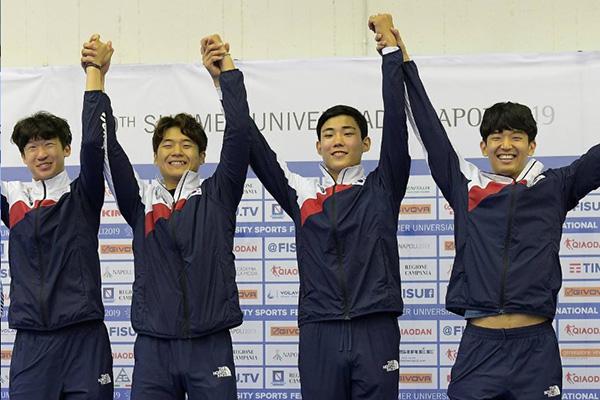 Universiade d'été 2019 : la Corée du Sud s'illustre en escrime