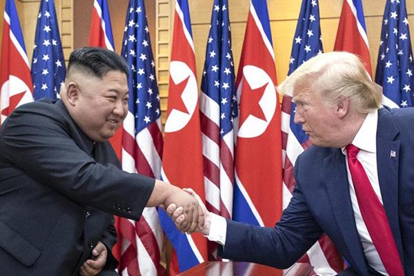 Washington: Kim-Trump-Treffen im Juni war kein Gipfel