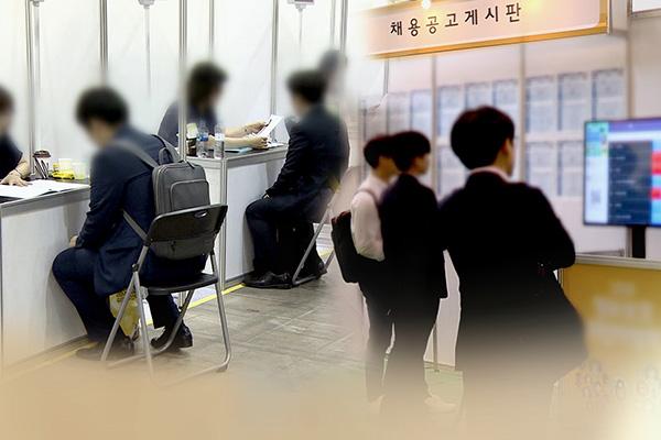 Lao động có việc làm tháng 9 ở Hàn Quốc giảm gần 400.000 người