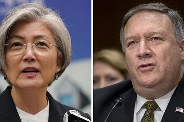 Außenminister Südkoreas und der USA sprechen über Japans Handelsrestriktionen