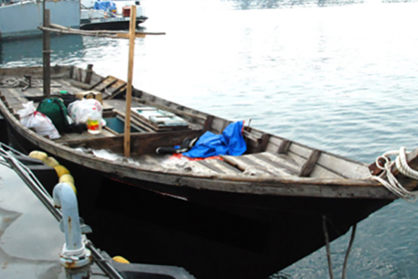 Small N. Korean Boat Found in South Korean Waters