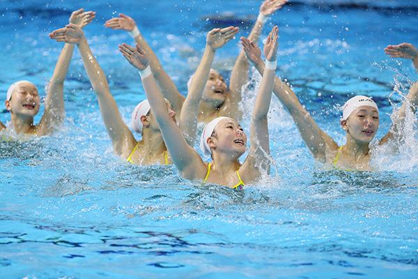 역대 최대규모 세계수영선수권대회 광주서 개막