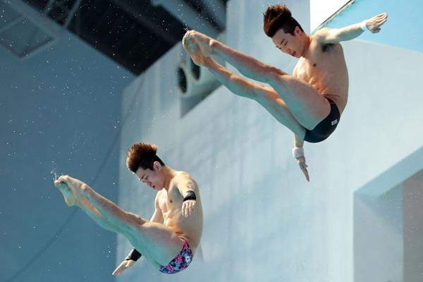 광주세계수영- 헝가리 라소프스키, 오픈워터 남자 5㎞서 대회 첫 금메달