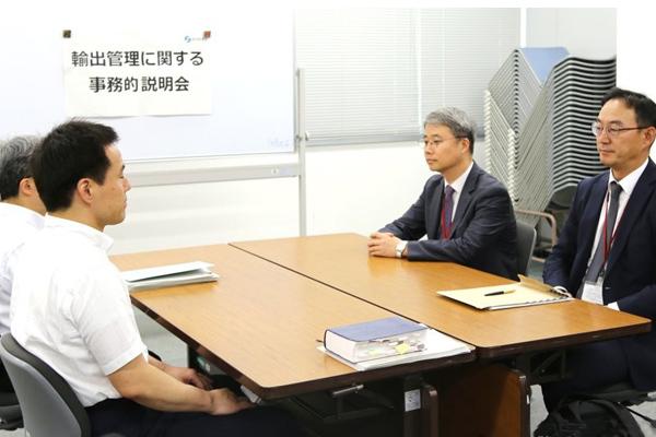 """日 """"한국 전략물자 北 유출 아냐…민간용 수출제한 안 해"""""""
