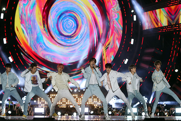 BTS Nominated for 5 Titles at 2019 MTV Video Music Awards