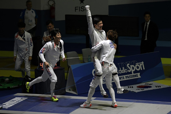 Universiade d'été 2019 : la Corée du Sud termine 5e