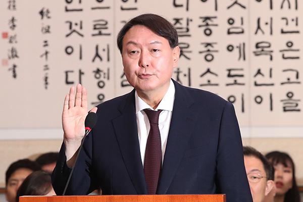 الرئيس مون جيه إين يعين يون سوك يول مدعيا عاما جديدا