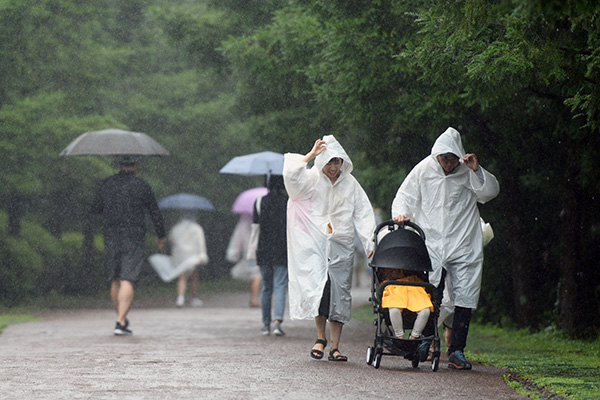 Torrential Rain Forecast for Jeju Island, Southern Regions Thursday