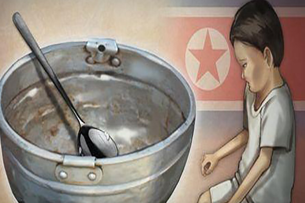UN Report: 48% of N. Koreans Suffer from Undernourishment