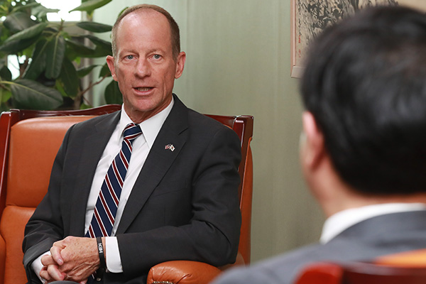 Stilwell: US will Engage in All Issues Related to S. Korea, US