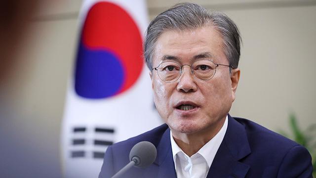 """Tổng thống Hàn Quốc: """"Đàm phán phi hạt nhân hóa Bắc Triều Tiên không tiến triển trong năm 2019 là điều đáng tiếc"""""""