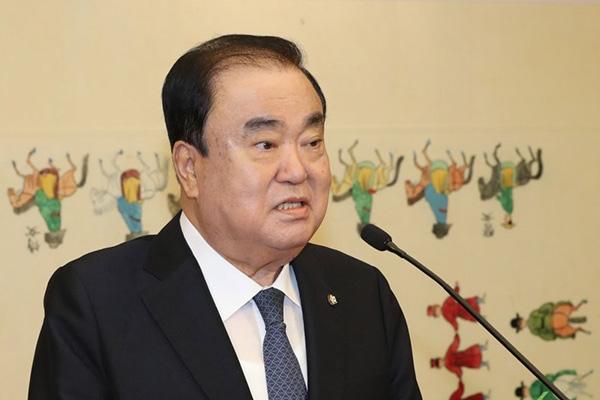 文喜相:修宪黄金时间已结束 期待朝野做出重大决断