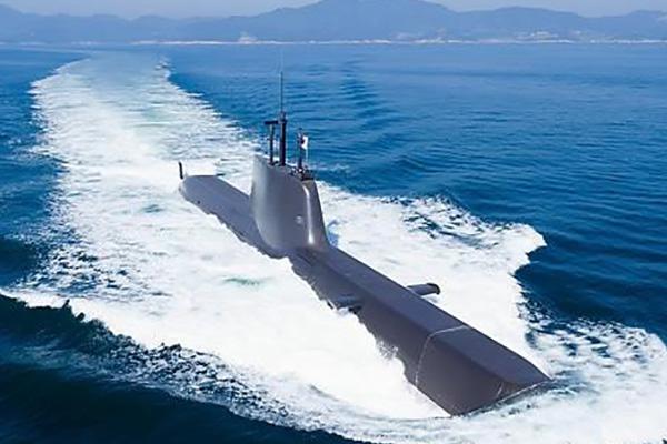 지난달 한미 잠수함 연합훈련에 '214급 잠수함' 첫 참가