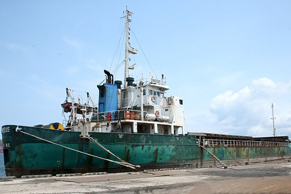 VOA : la moitié des navires soupçonnés de commerce illégal avec Pyongyang n'auraient pas été localisés pendant plus d'un an