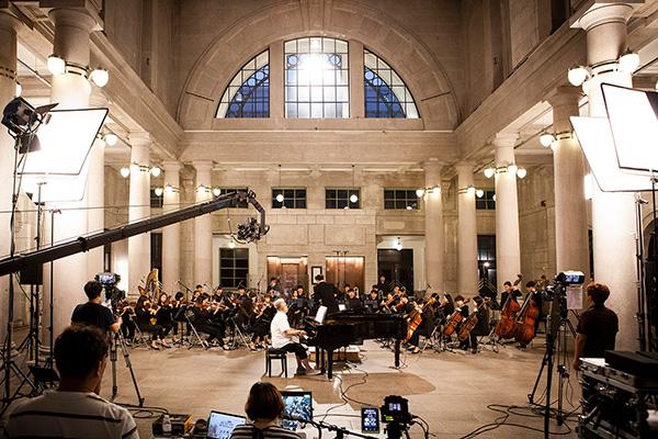 5G-Technologie ermöglicht gemeinsames Konzert in fünf Ländern