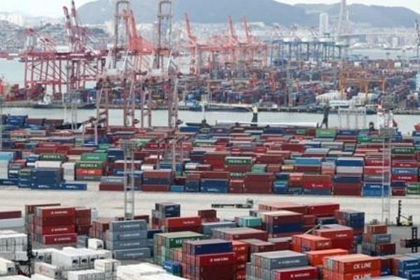 Ketergantungan Korsel pada Perdagangan Tahun Ini Mencapai 70,4%