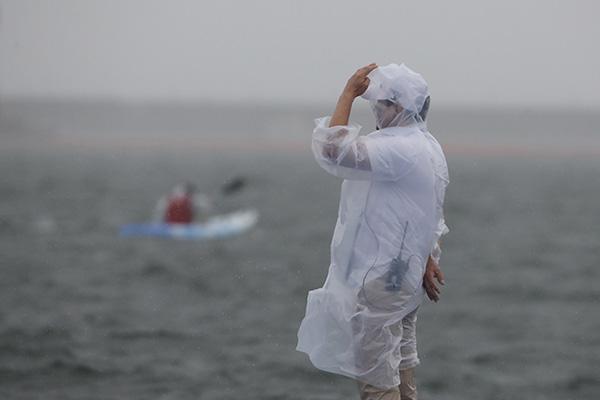 S. Korea on Alert for Typhoon Danas