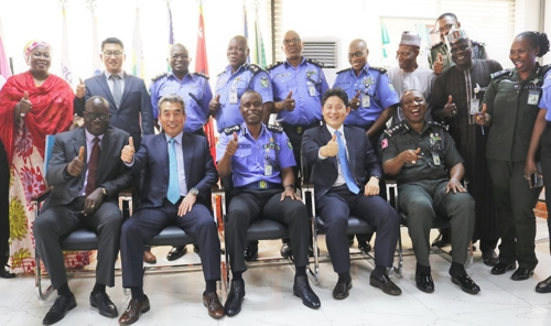 S. Korea to Support Nigeria's War against Crime
