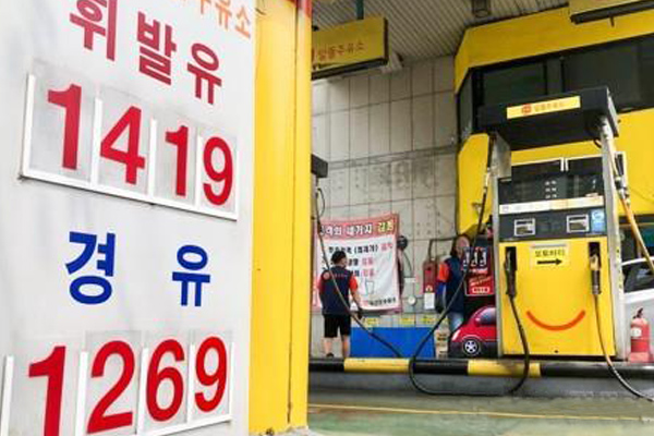 Gasoline Prices Down for 7th Week but Decrease Waning