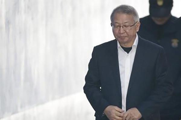법원, '사법농단' 양승태 전 대법원장 직권보석..주거지·관계자 접촉 제한