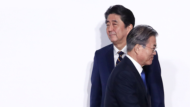 آبيه يطالب كوريا بردود صحيحة من أجل إجراء مناقشات بناءة