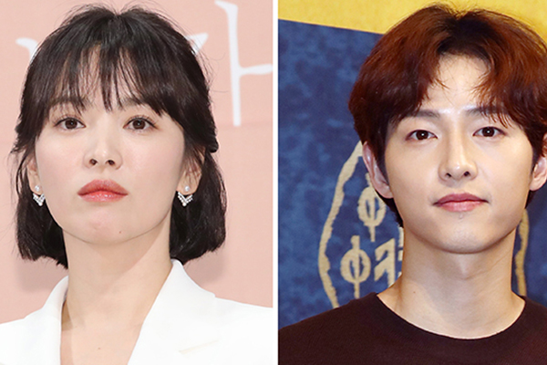 Divorce Settlement Finalized for Song Hye-kyo, Song Joong-ki
